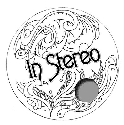 In Stereo Bass Drum Logo