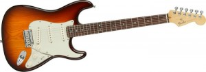 Fender American Deluxe Ash Stratocaster
