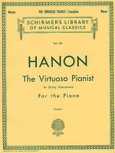 Hanon - The Virtuoso Pianist In Sixty Exercises
