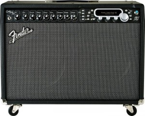 My Stage Amp - The Fender Cyber-Twin SE