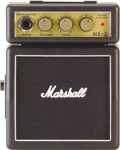 Marshall MS-2 Micro Amplifier
