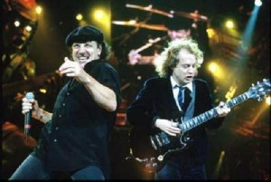 Brian Johnson Developed Into A Perfect New Singer For AC/DC