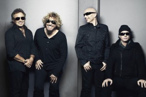 Chickenfoot - Michael Anthony, Sammy Hagar, Joe Satriani, Chad Smith