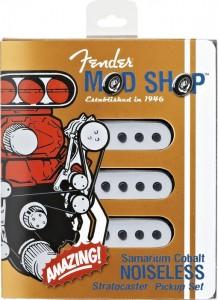 Fender Samarium Cobalt Noiseless Pickups