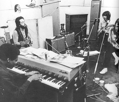 The Beatles With Guest Musician Billy Preston