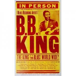 B.B. King Tour 2009