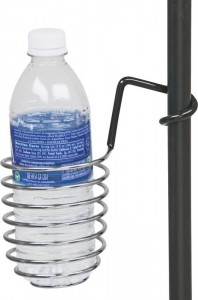 Swirlygig Chrome Drink Holder