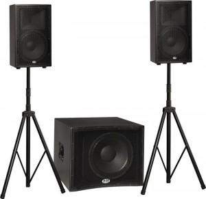 B-52 Matrix 2000 Speaker System