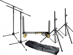 Live Sound Accessories Pack