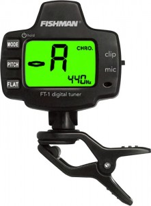 Fisman FT-1 Digital Guitar Tuner
