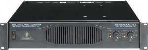 Behringer EP4000 Stereo Power Amplifier