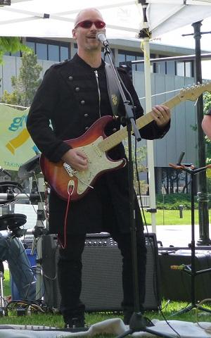 Matt Rushton musician
